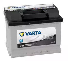 Акумулятор 'VARTA 5564010483122'.