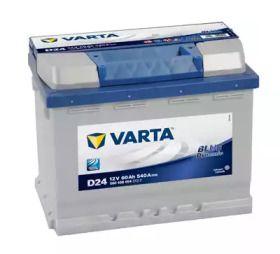 Акумулятор 'VARTA 5604080543132'.