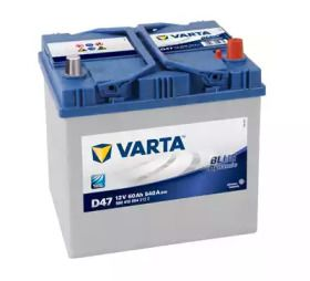 Акумулятор на MAZDA PREMACY VARTA 5604100543132.
