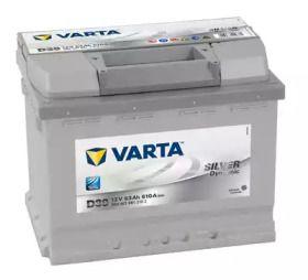 Акумулятор на DODGE AVENGER 'VARTA 5634010613162'.