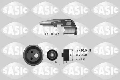 Комплект ременя ГРМ SASIC 1754006.