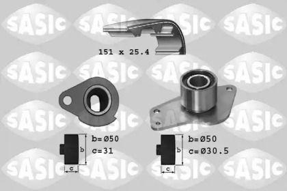 Комплект ременя ГРМ SASIC 1754015.