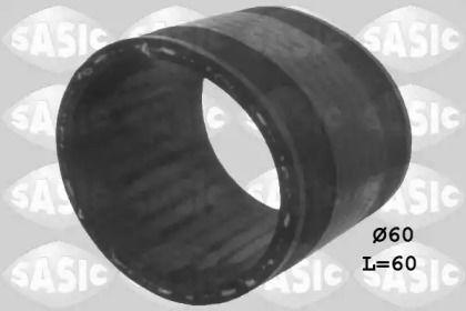 Патрубок интеркулера на SEAT LEON 'SASIC 3336008'.