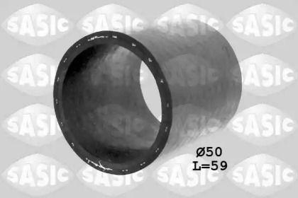 Патрубок интеркулера на Сеат Толедо 'SASIC 3356021'.