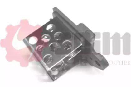 Дополнительный резистор, электромотор - вентилятор радиатора 'SEIM 115682'.