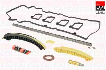 Комплект ланцюга ГРМ на Мерседес W212 FAI TCK101.