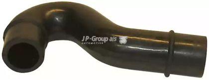 Патрубок вентиляции картера на Фольксваген Пассат 'JP GROUP 1112000100'.