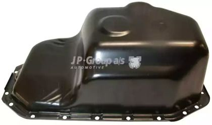 Масляный поддон двигателя на SEAT LEON JP GROUP 1112900700.