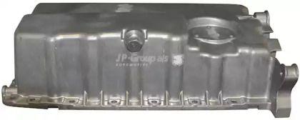 Масляный поддон двигателя на SEAT ALTEA 'JP GROUP 1112900900'.