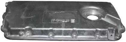 Масляный поддон двигателя на Фольксваген Пассат 'JP GROUP 1112902500'.