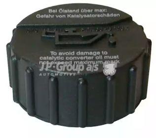 Крышка маслозаливной горловины 'JP GROUP 1113650400'.