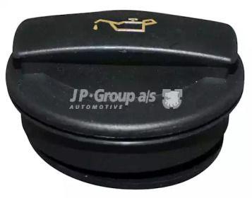 Крышка маслозаливной горловины на VOLKSWAGEN PASSAT 'JP GROUP 1113650500'.