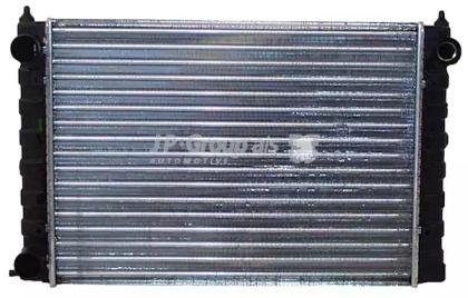 Алюмінієвий радіатор охолодження двигуна JP GROUP 1114200500.
