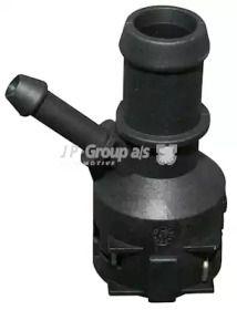 Фланец охлаждающей жидкости на SEAT ALTEA 'JP GROUP 1114450600'.