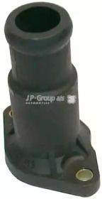 Фланец охлаждающей жидкости на SEAT TOLEDO JP GROUP 1114501000.