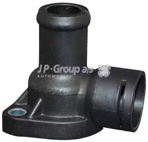 Фланец охлаждающей жидкости на VOLKSWAGEN JETTA JP GROUP 1114504400.
