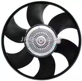 Крыльчатка вентилятора охлаждения двигателя 'JP GROUP 1114901100'.