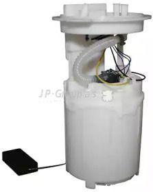 Электрический топливный насос на SKODA OCTAVIA A5 'JP GROUP 1115203600'.