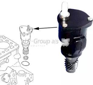 Вакуумный усилитель тормозов на Фольксваген Пассат 'JP GROUP 1117100300'.