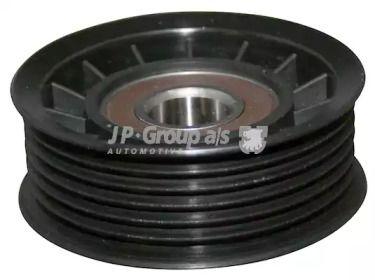 Натяжной ролик ремня генератора на SEAT LEON JP GROUP 1118301200.