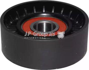 Натяжной ролик ремня генератора на VOLKSWAGEN GOLF JP GROUP 1118301400.