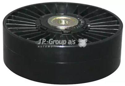 Натяжной ролик ремня генератора на VOLKSWAGEN GOLF JP GROUP 1118304100.