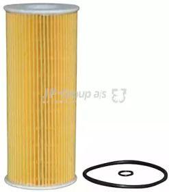 Масляный фильтр на Сеат Леон 'JP GROUP 1118502400'.
