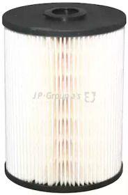 Топливный фильтр на SKODA OCTAVIA A5 'JP GROUP 1118700200'.