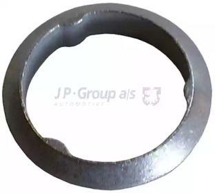 Прокладка приемной трубы на ALFA ROMEO 146 JP GROUP 1121200700.