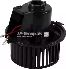 Вентилятор печки на Фольксваген Гольф 'JP GROUP 1126100300'.