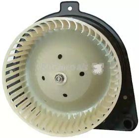 Вентилятор печки на Фольксваген Гольф 'JP GROUP 1126100400'.