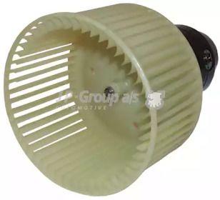 Вентилятор печки 'JP GROUP 1126100600'.