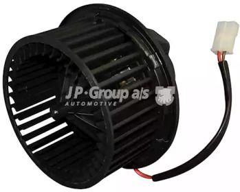 Вентилятор печки на Фольксваген Пассат 'JP GROUP 1126101800'.
