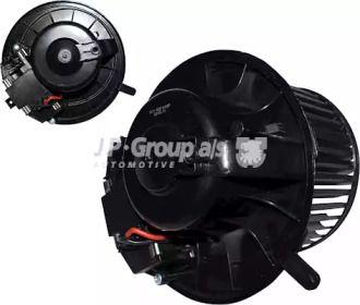 Вентилятор печки на SEAT ALTEA JP GROUP 1126102700.