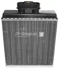Радиатор печки на Фольксваген Поло 'JP GROUP 1126300500'.