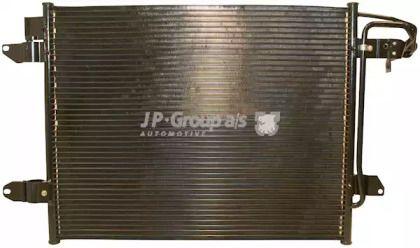Радиатор кондиционера JP GROUP 1127201200.