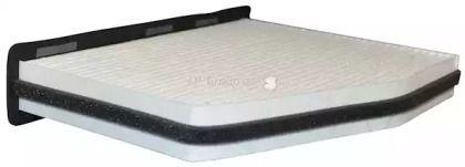 Салонный фильтр на SEAT ALTEA JP GROUP 1128100200.