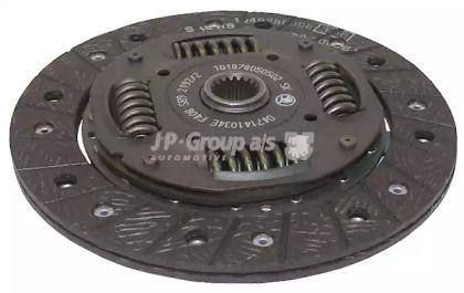 Диск сцепления на SEAT TOLEDO JP GROUP 1130201400.