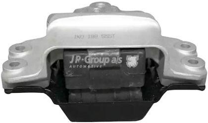 Левая подушка КПП на SEAT ALTEA 'JP GROUP 1132404770'.