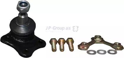 Передняя правая нижняя шаровая опора на SEAT LEON JP GROUP 1140301480.