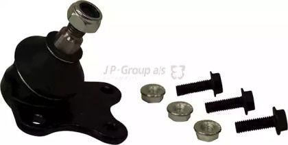 Передня права кульова опора на SKODA FABIA 'JP GROUP 1140302180'.