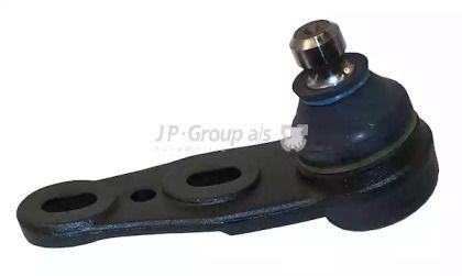 Передняя правая нижняя шаровая опора на VOLKSWAGEN PASSAT JP GROUP 1140302380.