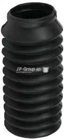 Пыльник заднего амортизатора на VOLKSWAGEN PASSAT 'JP GROUP 1152700400'.