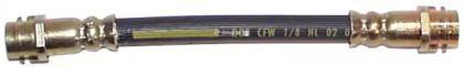 Тормозной шланг на VOLKSWAGEN GOLF 'JP GROUP 1161701600'.