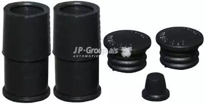 Комплект направляющих суппорта на SEAT TOLEDO 'JP GROUP 1161950210'.