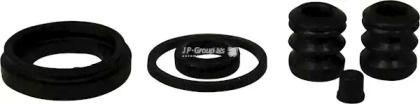Ремкомплект заднего тормозного суппорта на Сеат Толедо 'JP GROUP 1162050210'.
