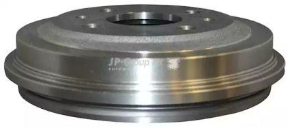 Задний тормозной барабан на Фиат Фиорино 'JP GROUP 1163501800'.