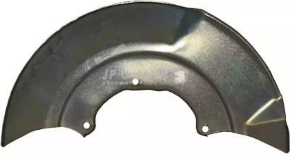 Захисний кожух гальмівного диска 'JP GROUP 1164200470'.