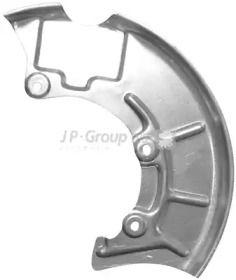Захисний кожух гальмівного диска 'JP GROUP 1164200770'.