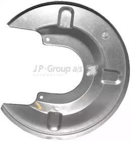 Захисний кожух гальмівного диска 'JP GROUP 1164300400'.